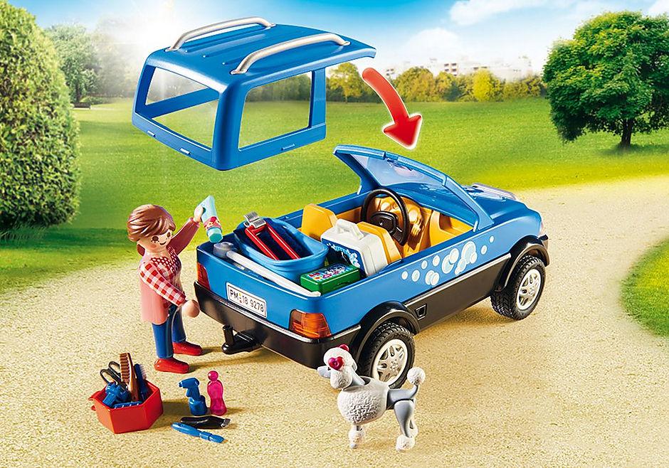 9278 Mobiler Hundesalon detail image 5