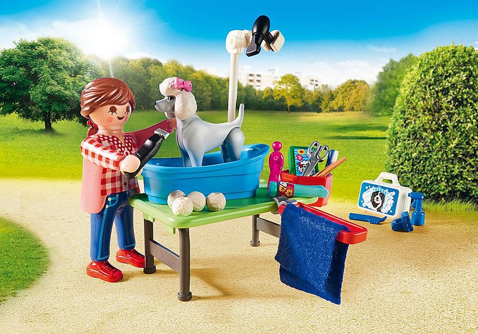 9278 Carro de lavagem para cães detail image 6