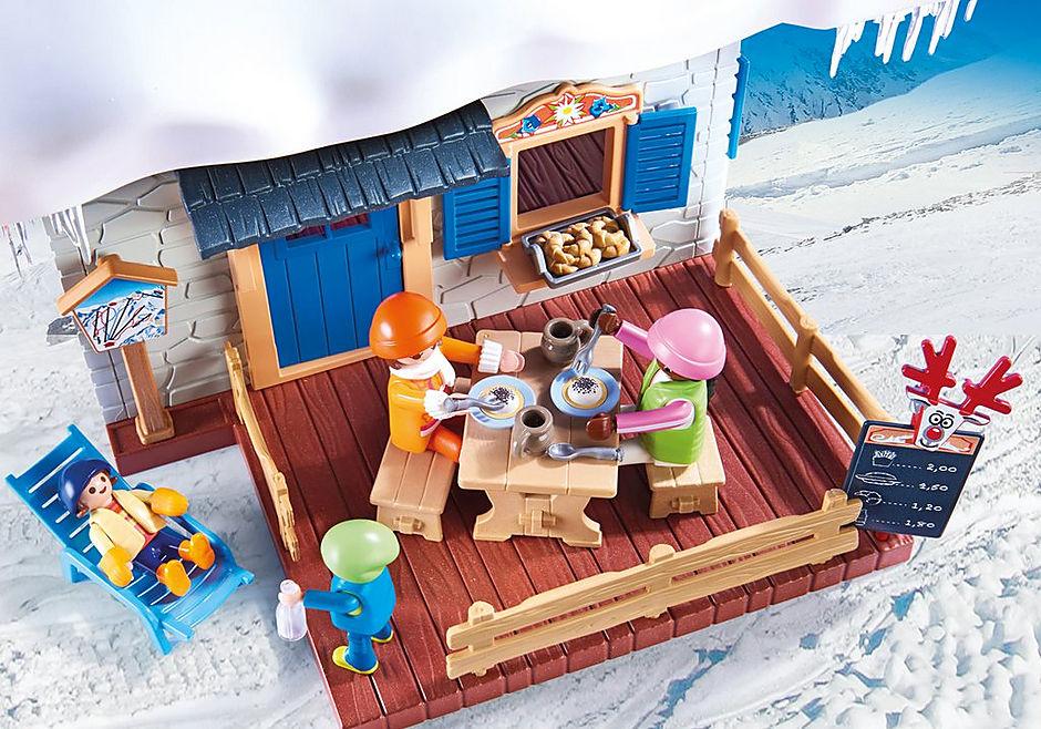 9280 Skihütte detail image 6