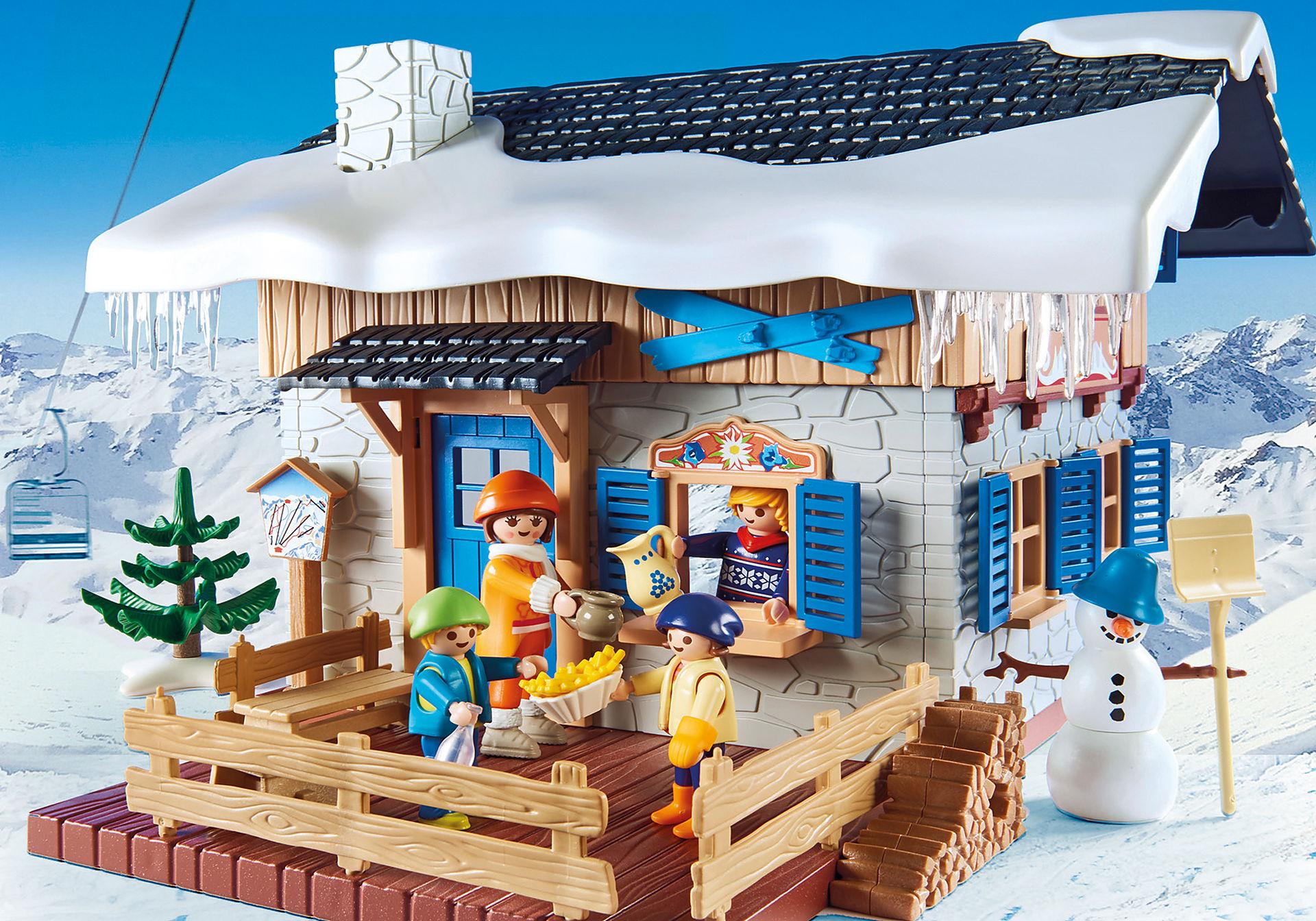 http://media.playmobil.com/i/playmobil/9280_product_extra2/Χιονισμένο Σαλέ