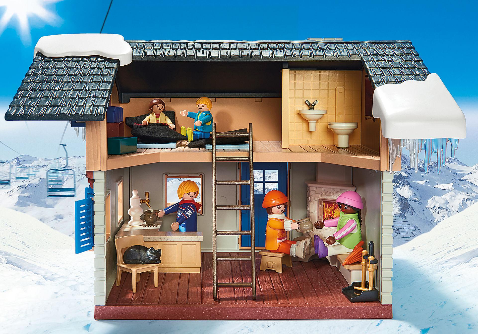 http://media.playmobil.com/i/playmobil/9280_product_extra4/Χιονισμένο Σαλέ