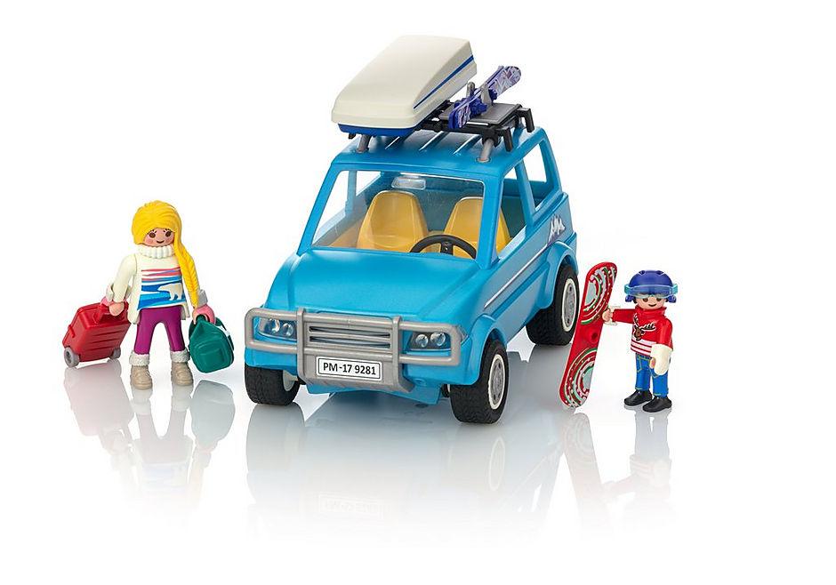 4x4 avec coffre de toit 9281 playmobil canada