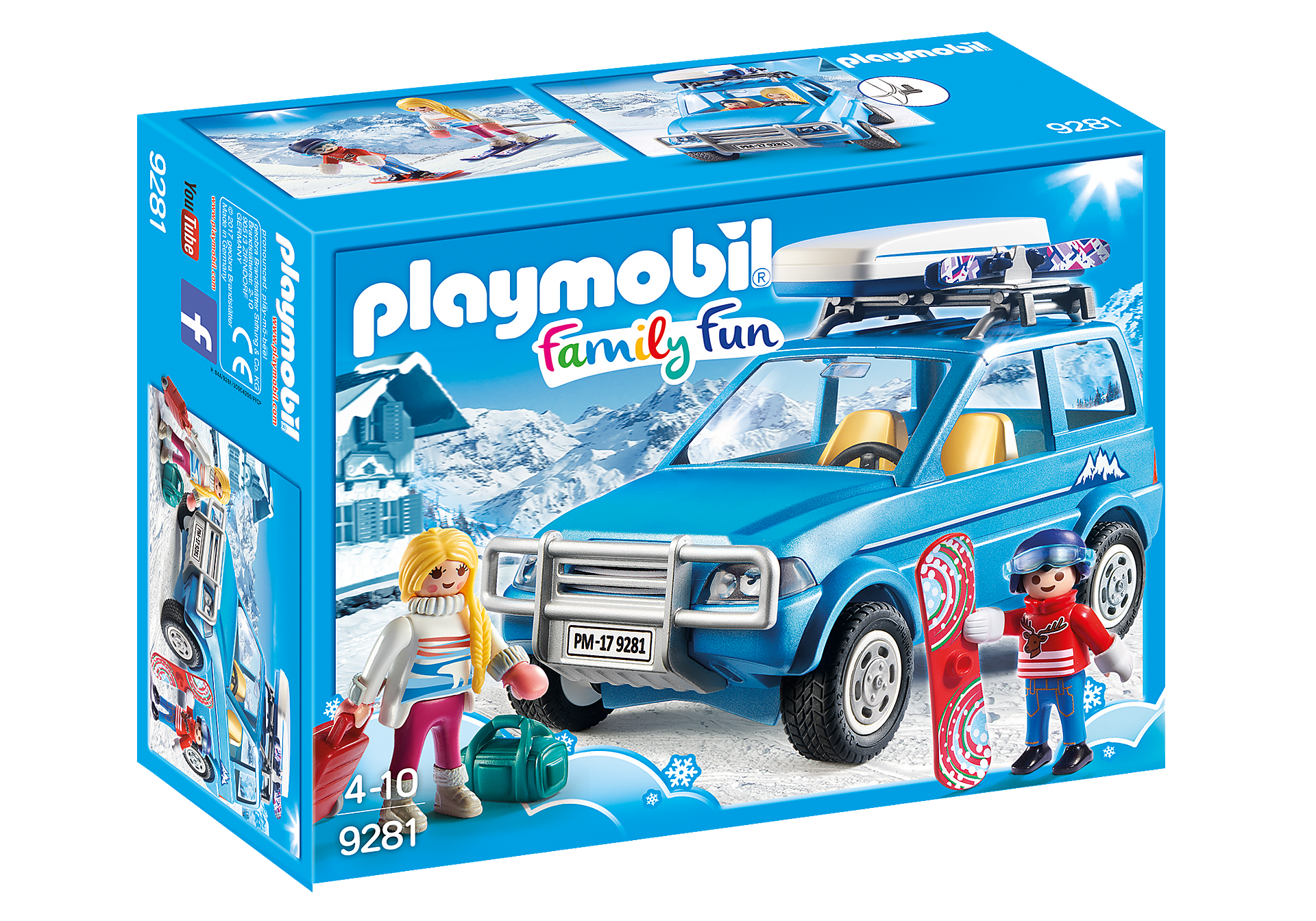 http://media.playmobil.com/i/playmobil/9281_product_box_front/Όχημα 4x4 με μπαγκαζιέρα