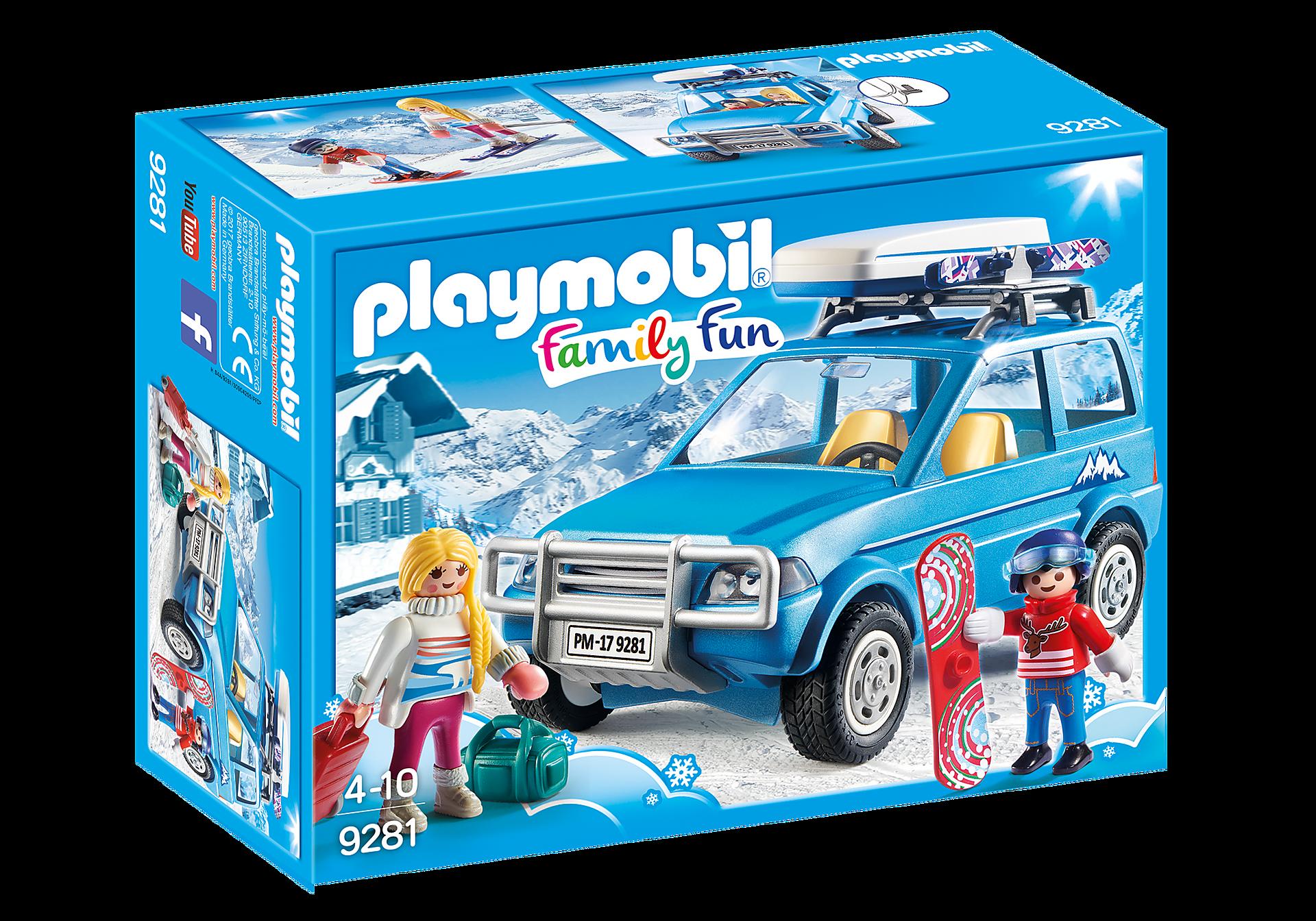 9281 Auto mit Dachbox zoom image3