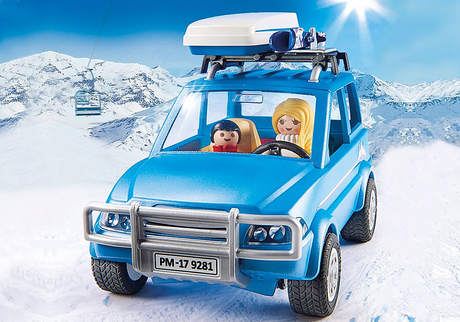 9281 Winter SUV detail image 6
