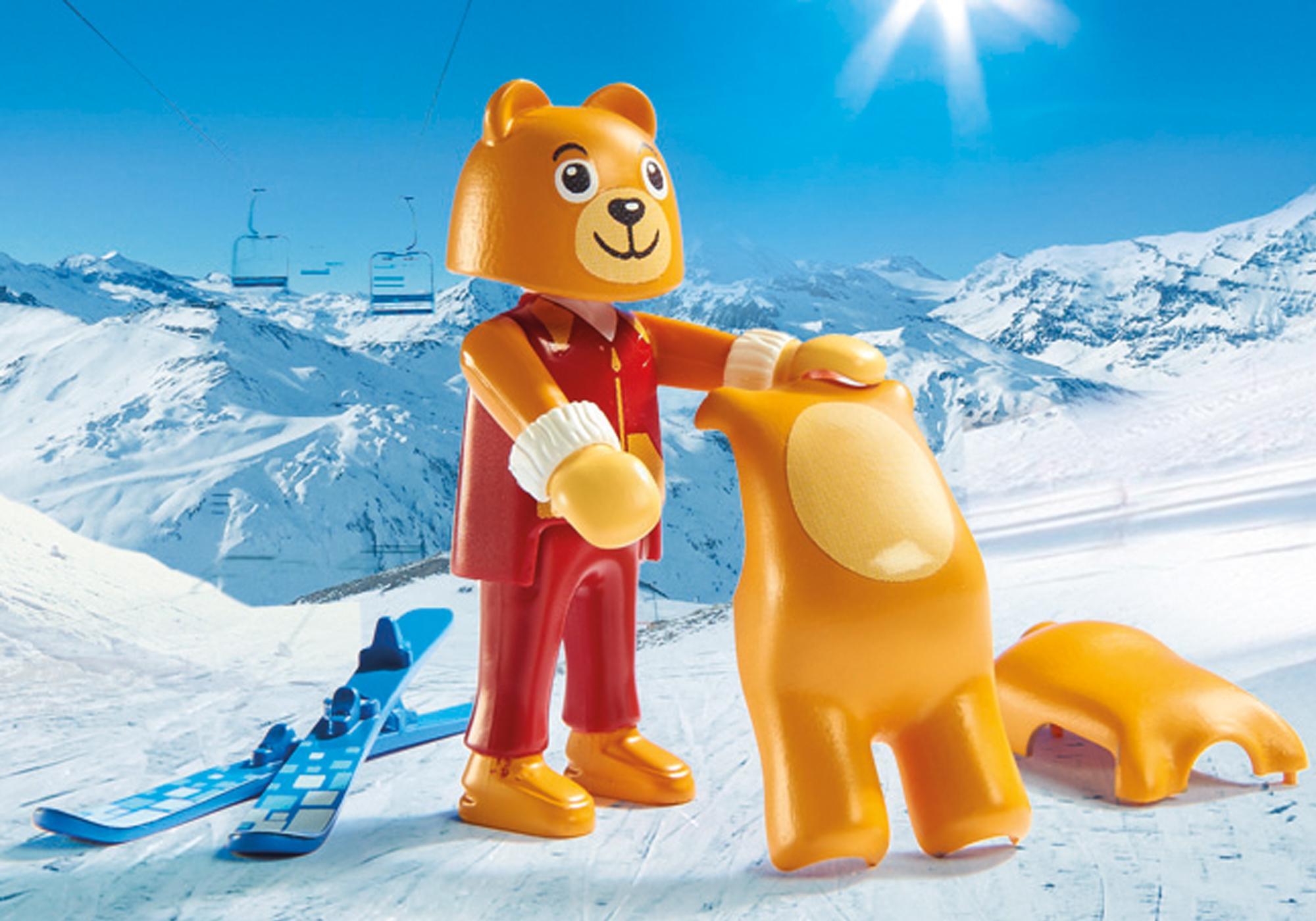 http://media.playmobil.com/i/playmobil/9282_product_extra2/Moniteur de ski avec enfants