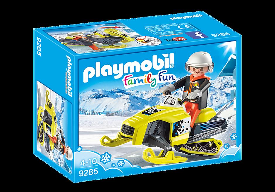 9285 Snowmobile detail image 3