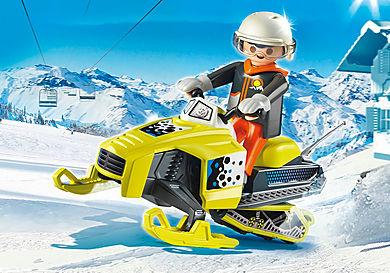 9285 Skuter śnieżny