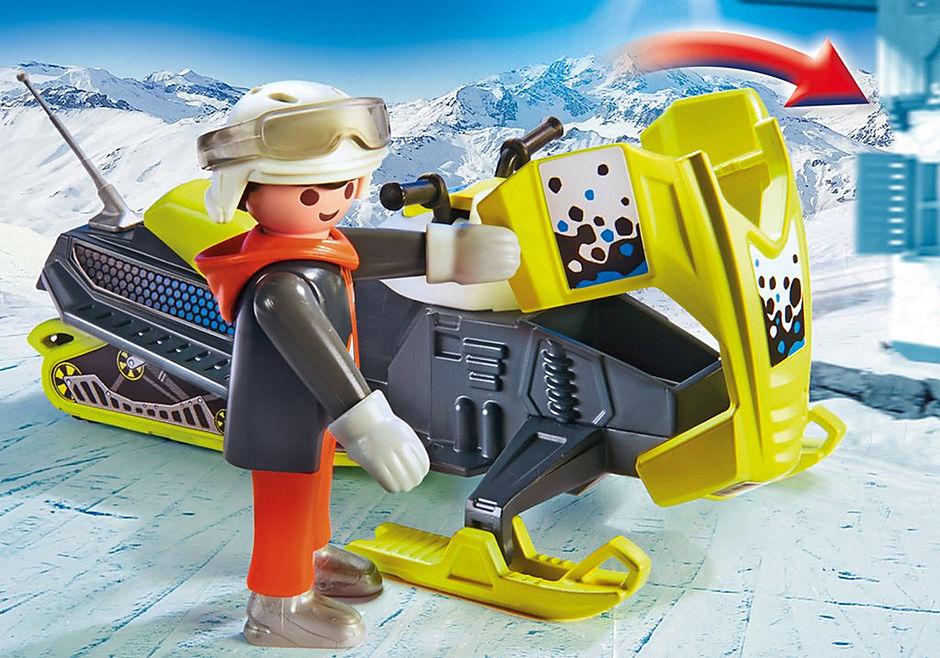 9285 Snowmobile detail image 5