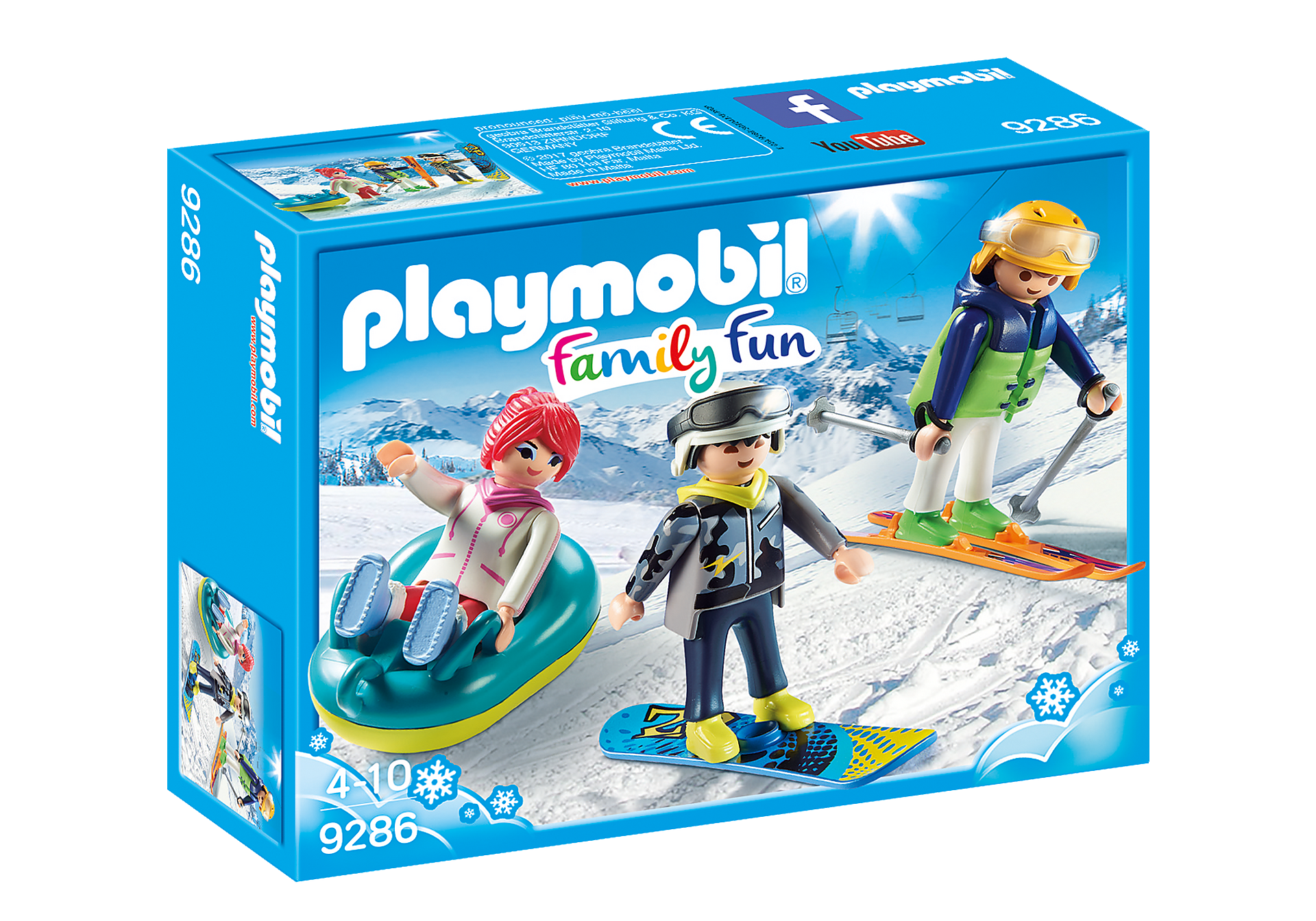9286 Winter Sports Trio zoom image3