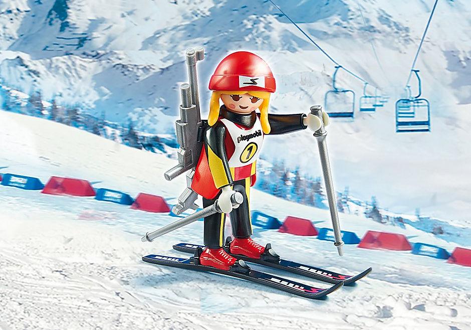 9287 Biathlonistka detail image 1