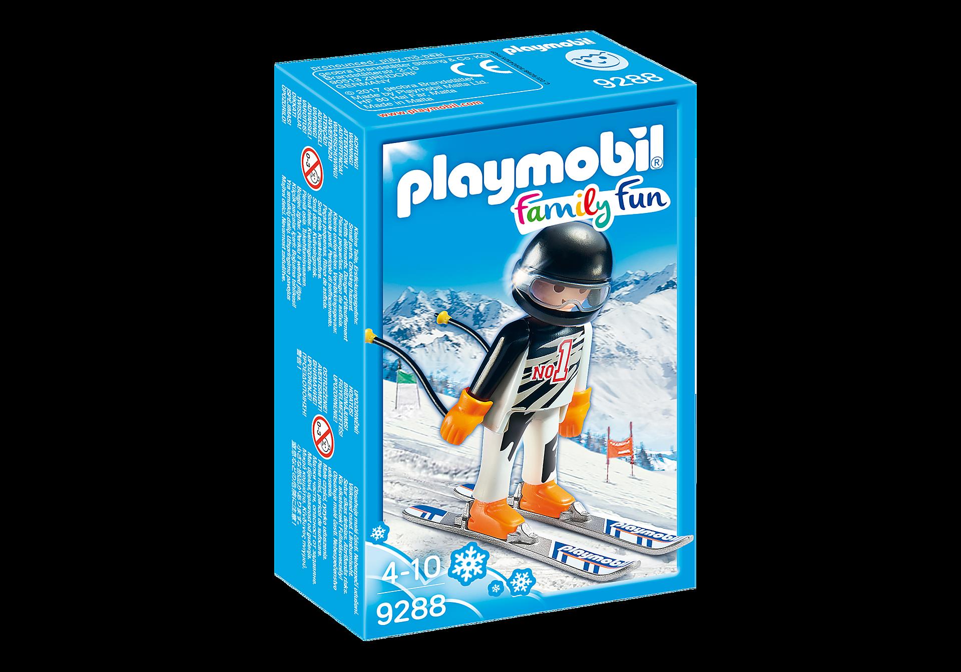 9288 Skier zoom image3