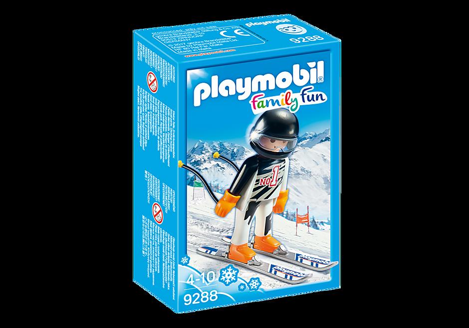 9288 Skier detail image 3