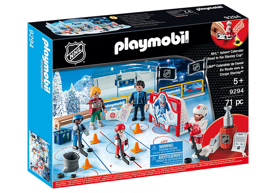 NHL® Advent Calendar - Road to the Stanley Cup® - 9294