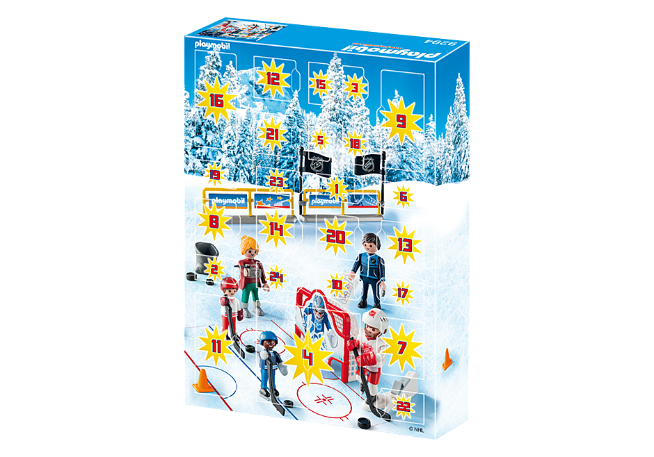 9294 NHL® Advent Calendar - Road to the Stanley Cup® detail image 4