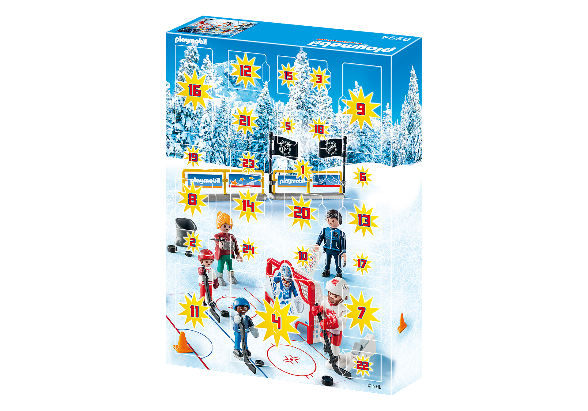 9294 NHL® Advent Calendar - Road to the Stanley Cup® zoom image4