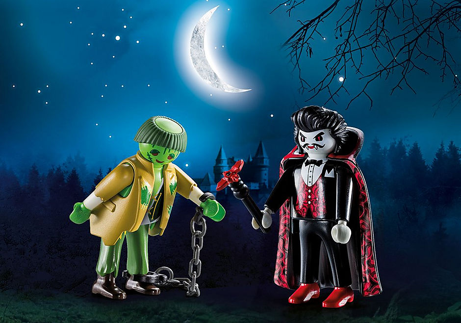 9307 Vampire & Monster detail image 1