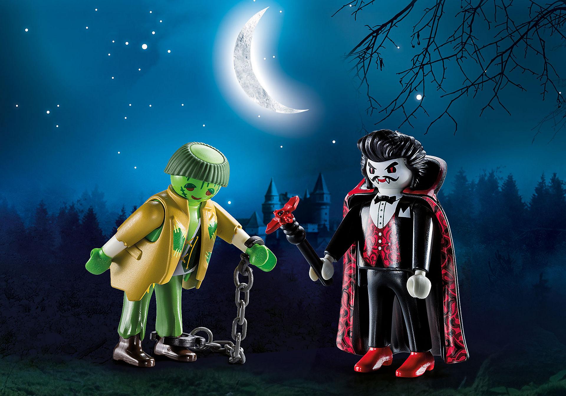 9307 Vampire & Monster zoom image1