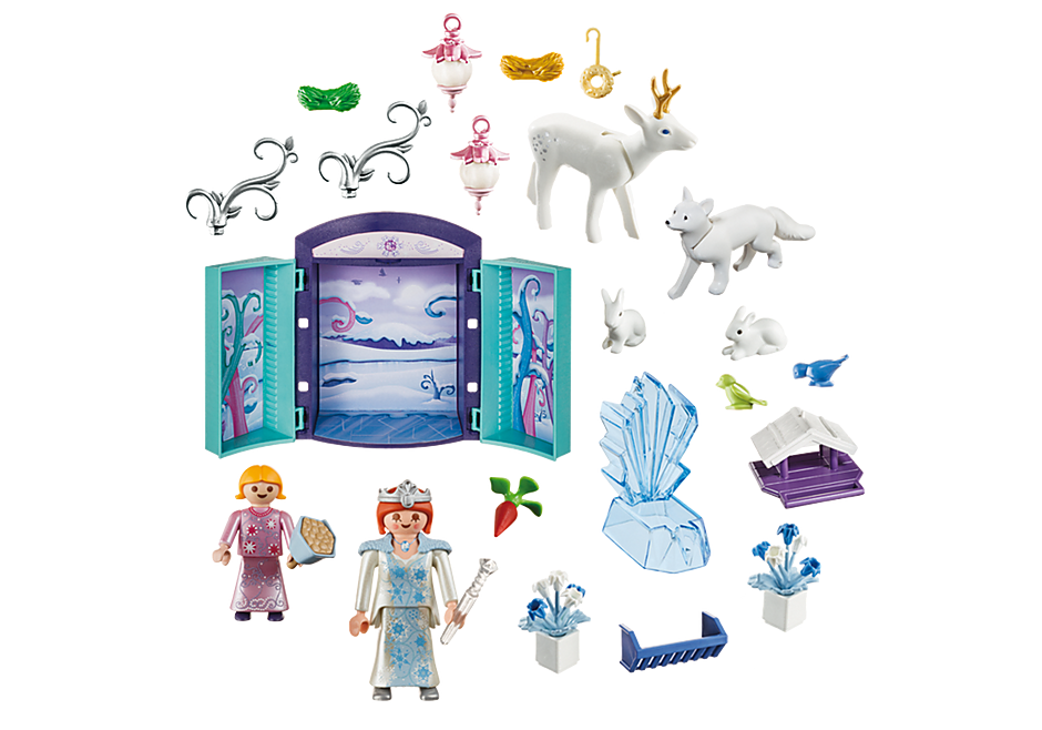 9310 Winter Princess Play Box detail image 3