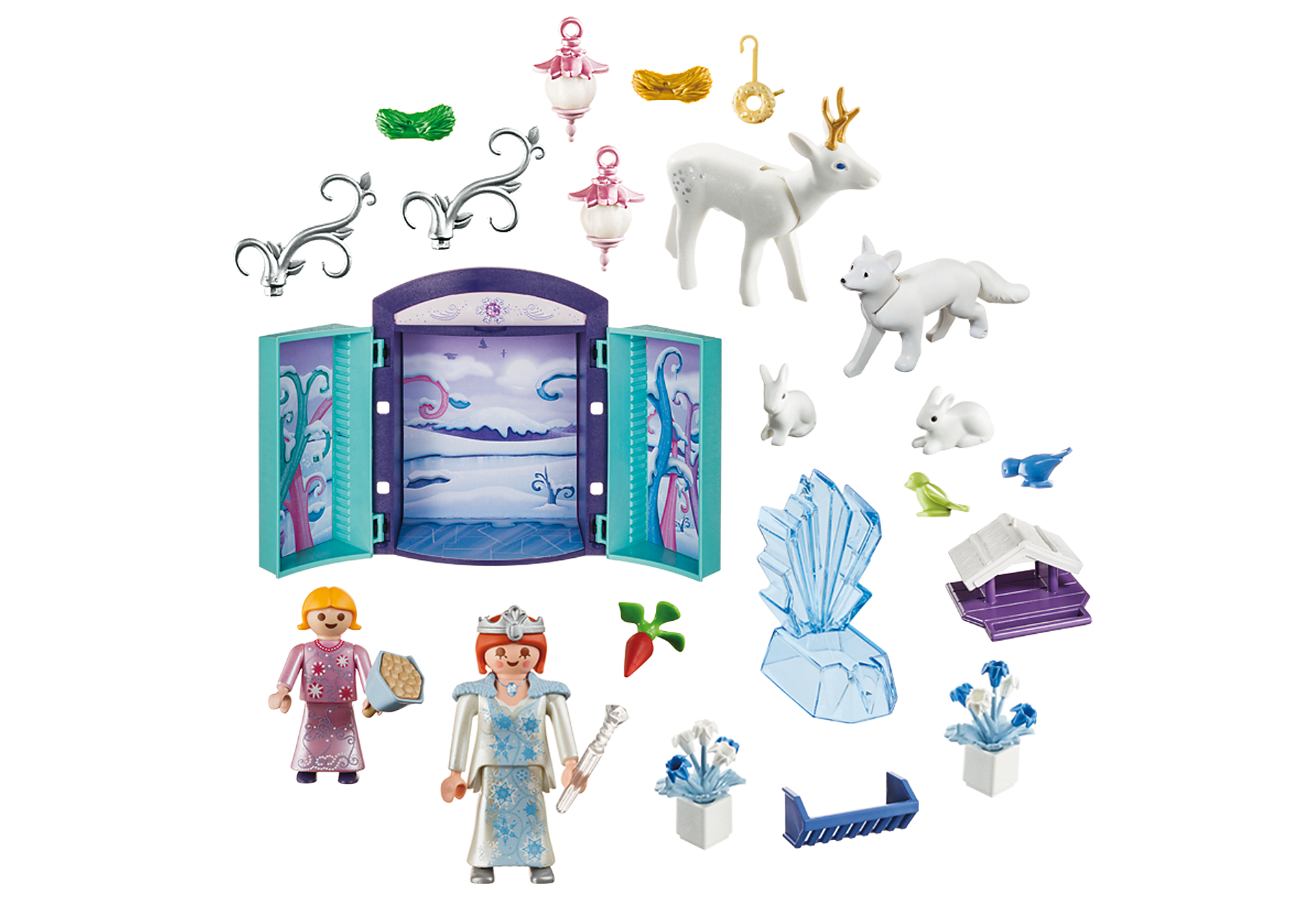 9310 Winter Princess Play Box zoom image3