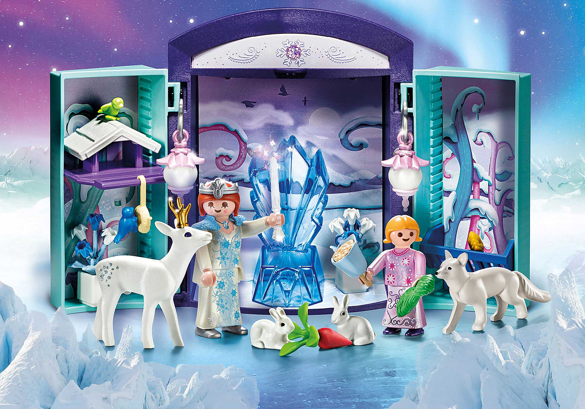 9310 Winter Princess Play Box zoom image1