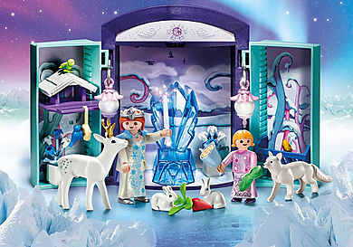 9310 Winter Princess Play Box