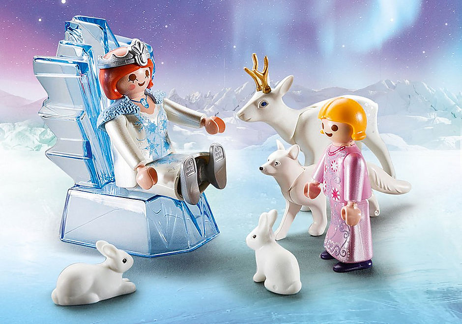 9310 Winter Princess Play Box detail image 4