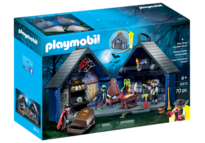 Playmobil Halloween Quick.Aeiou And Sometimes Why 2018 Halloween Playmobil