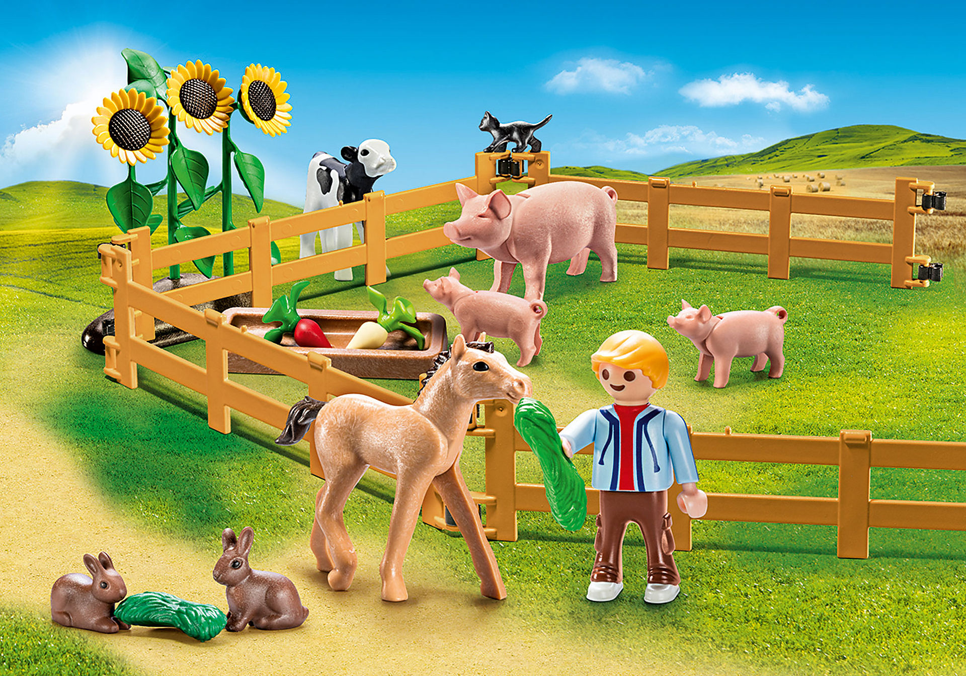 9316 Farm Animals zoom image1