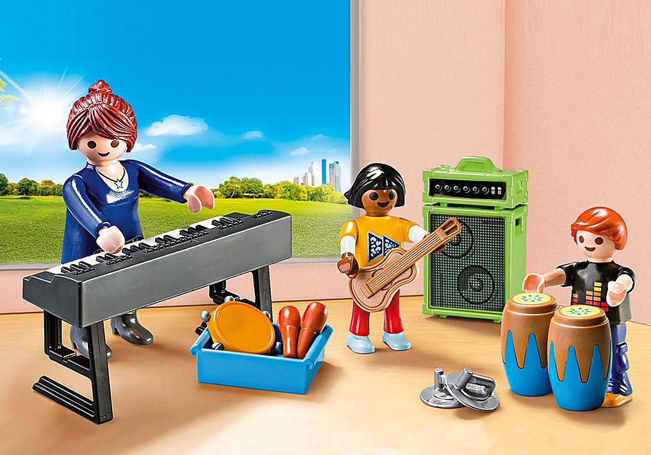 9321 Skrzyneczka Lekcja muzyki detail image 1