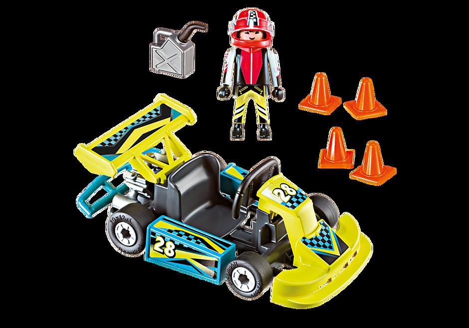 9322 Go-Kart Racer Carry Case detail image 3
