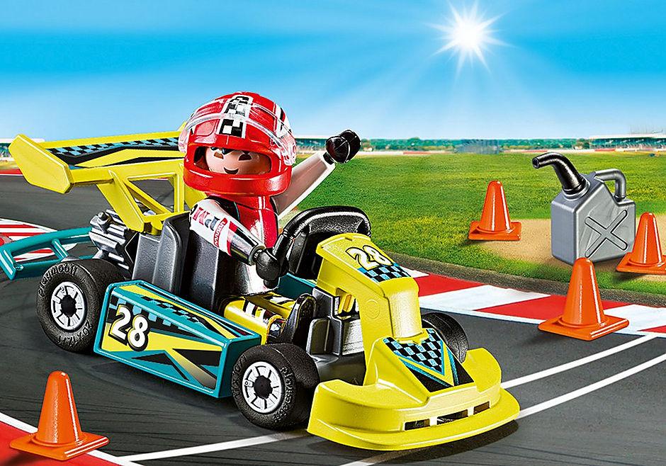 9322 Go-Kart Racer Carry Case detail image 1