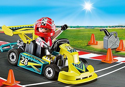 9322 Go-Kart Racer Carry Case