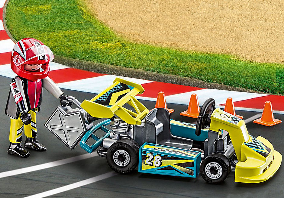 9322 Maleta Go-Kart detail image 4