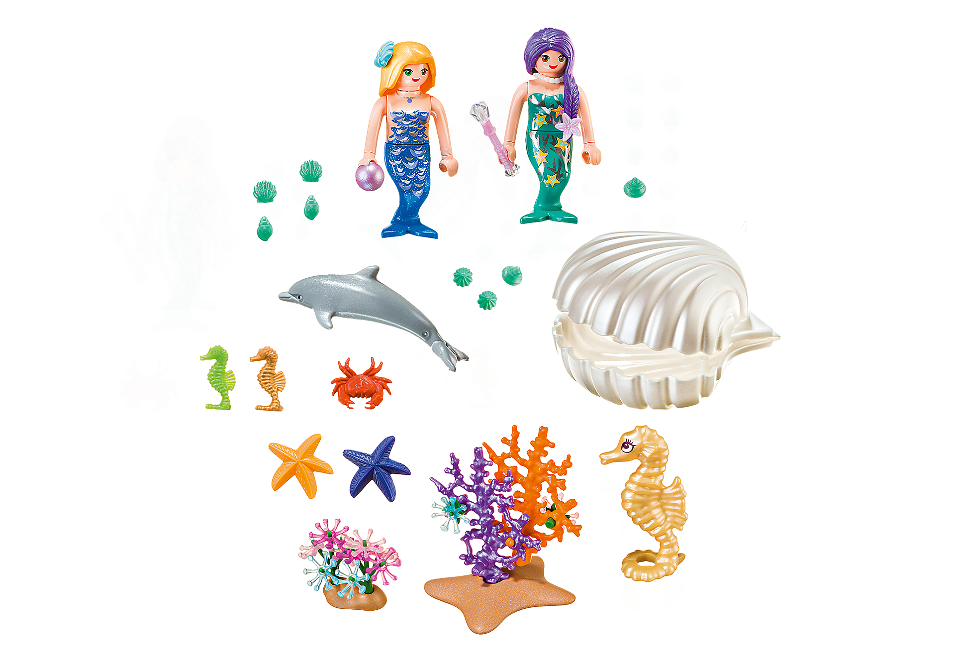 9324 Magical Mermaids Carry Case zoom image3