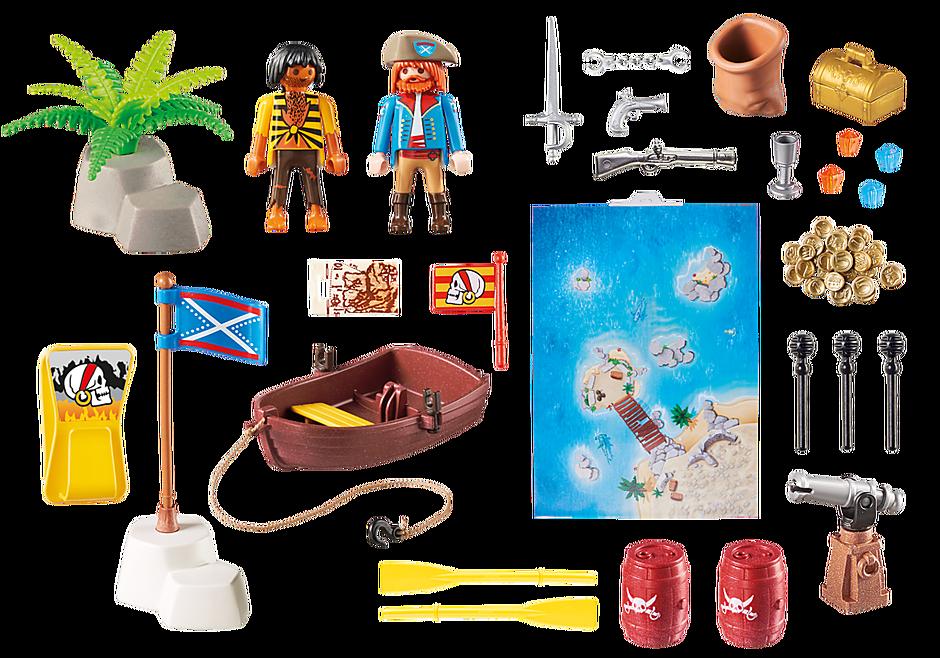 9328 Pirates avec support de jeu  detail image 4