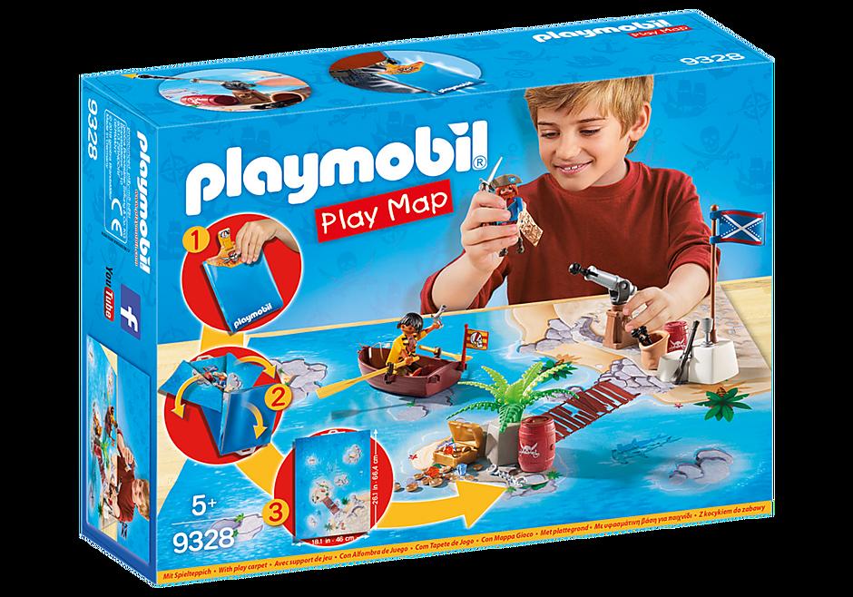 9328 Play Map Piraten detail image 3