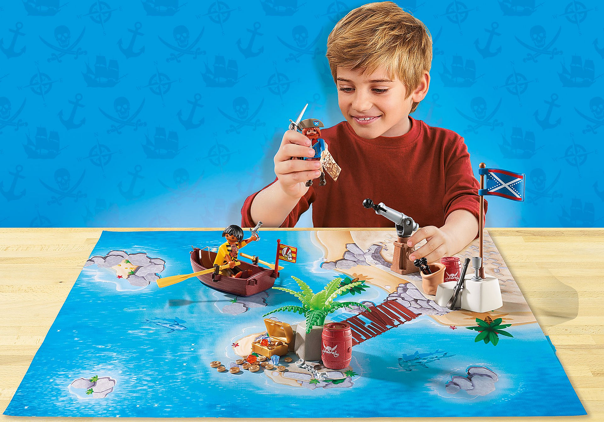 9328 Pirate Adventure Play Map zoom image1