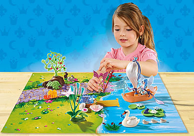 9330 Fairy Garden Play Map
