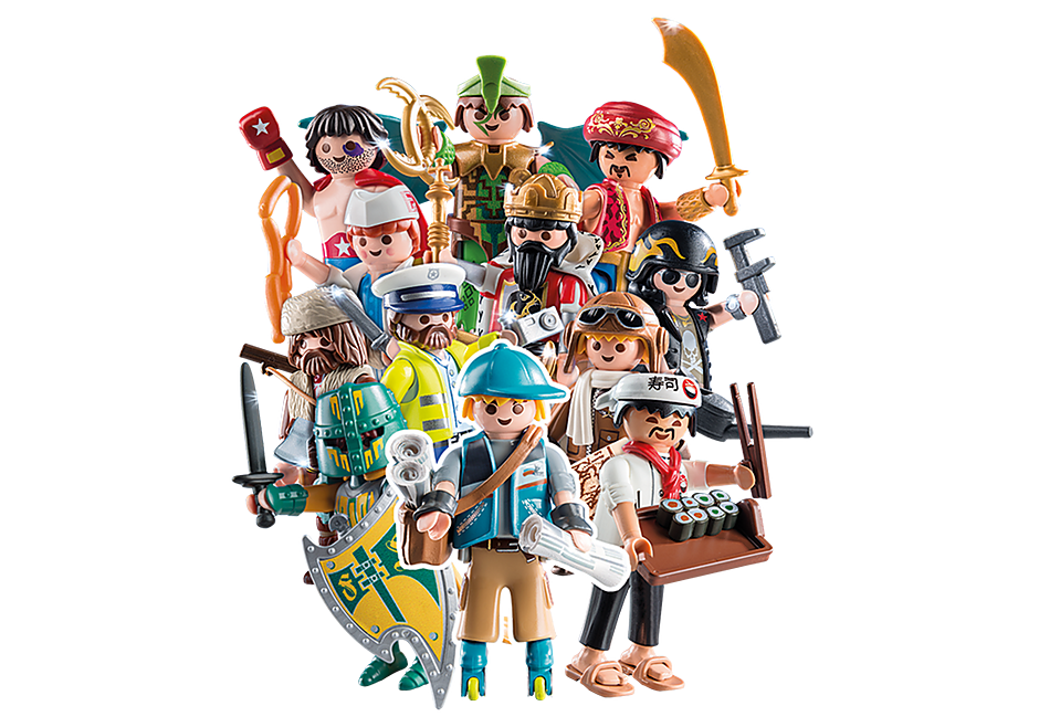 9332 PLAYMOBIL-Figures Boys (13. edycja) detail image 2