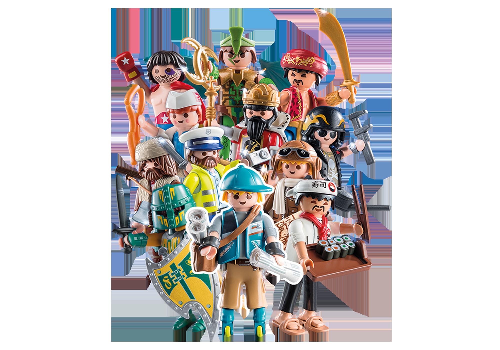 http://media.playmobil.com/i/playmobil/9332_product_box_front/PLAYMOBIL-Figures Boys (Serie 13)