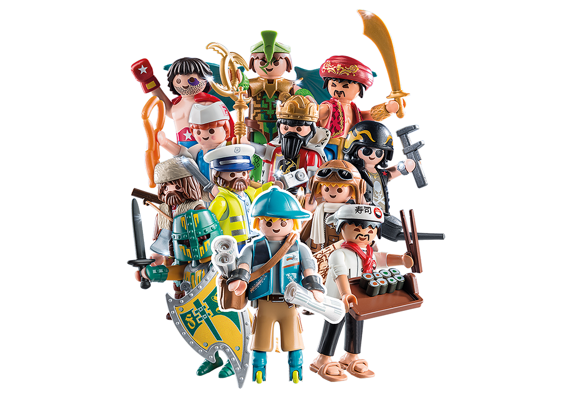 9332 PLAYMOBIL-Figures Boys (Serie 13) zoom image2