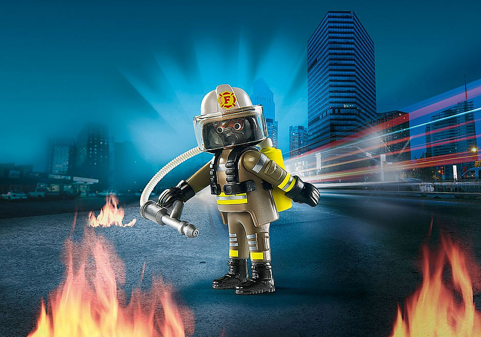 9336 Firefighter detail image 1