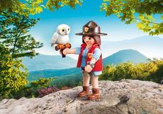Wildpark-Rangerin