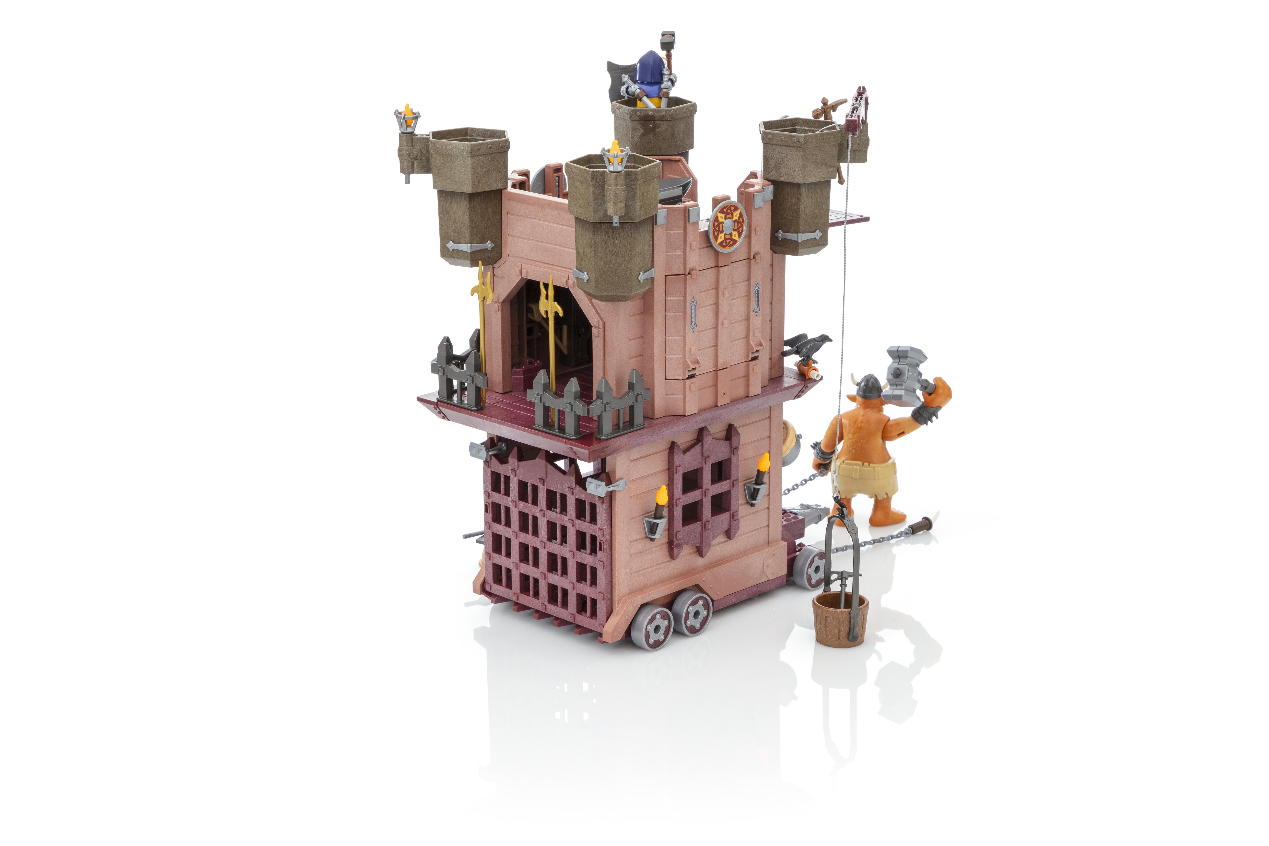 Mobile Dwarf Fortress 9340 Playmobil Northern Europe Norway
