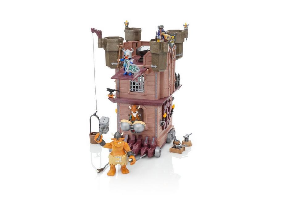 Mobile Dwarf Fortress 9340 Playmobil