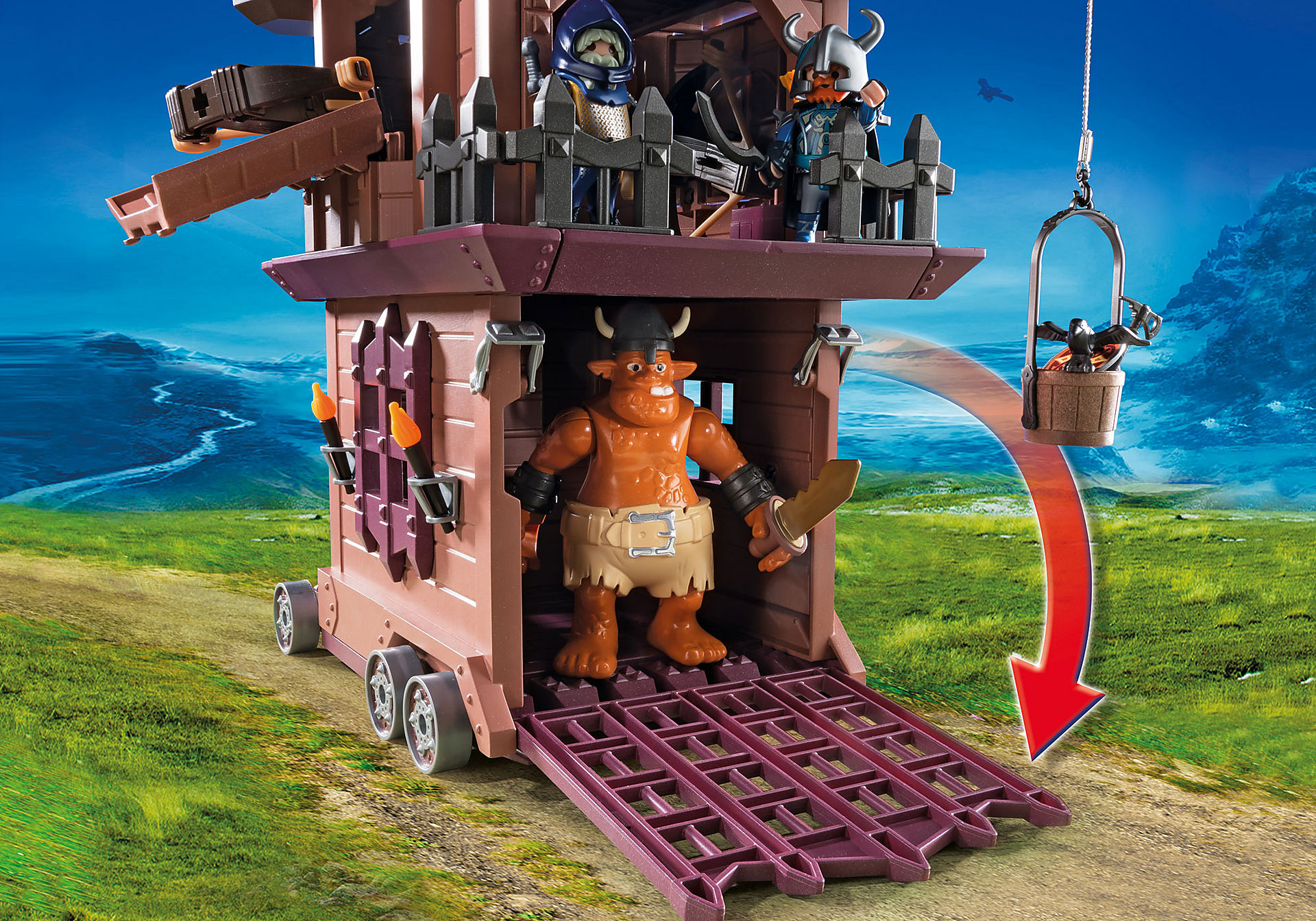 http://media.playmobil.com/i/playmobil/9340_product_extra1/Mobile Zwergenfestung