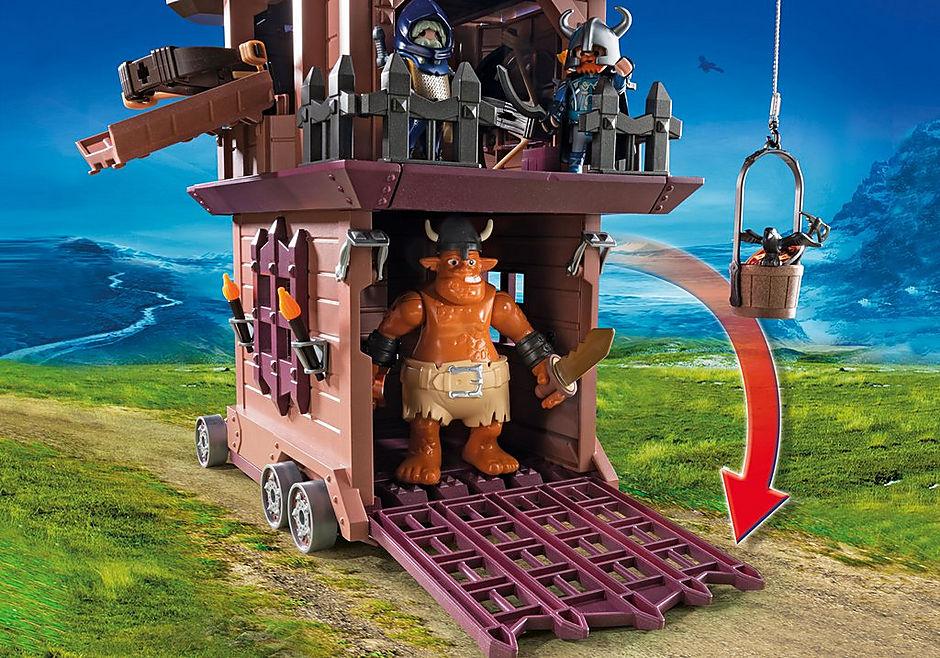 9340 Mobile Zwergenfestung detail image 6