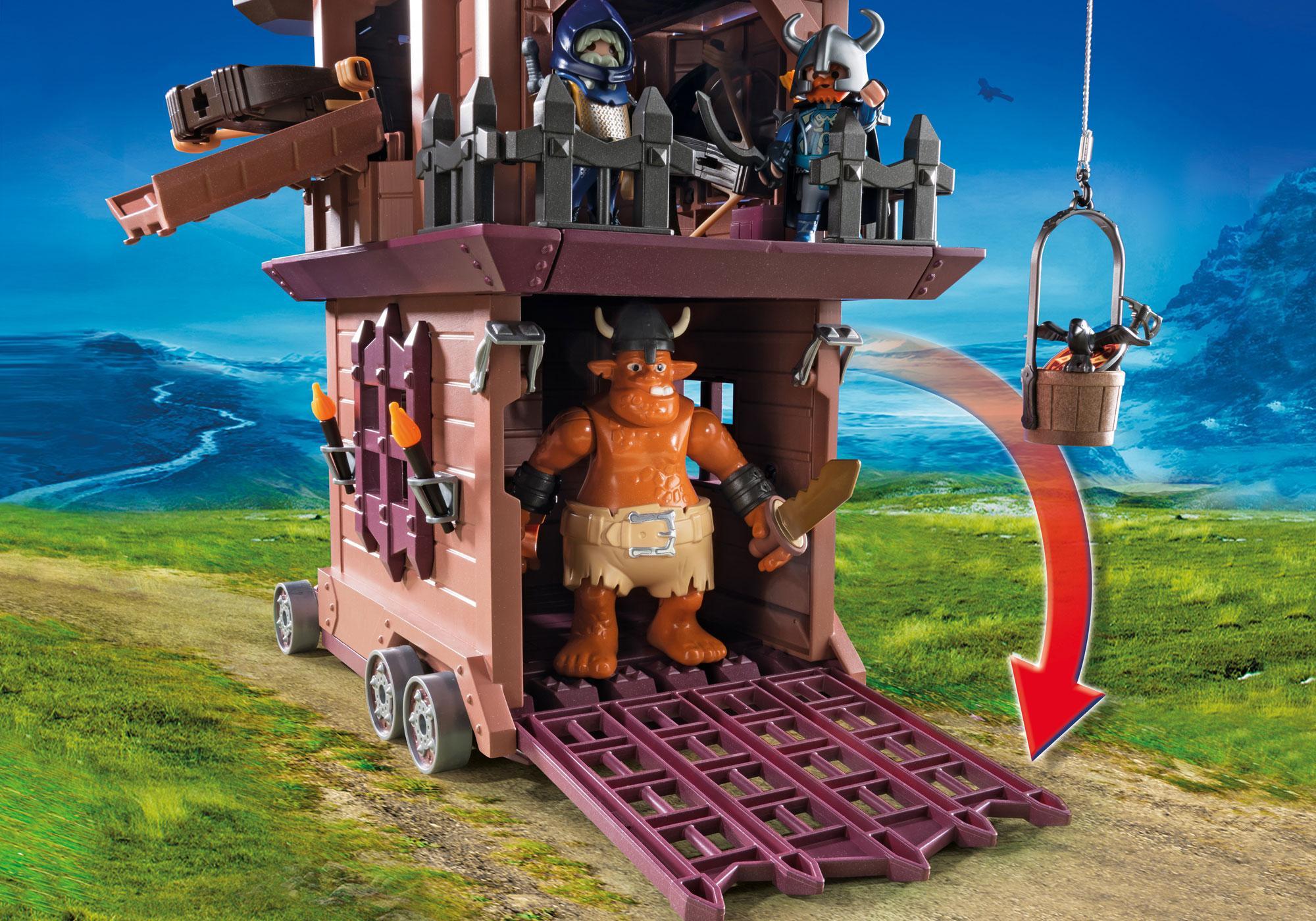 http://media.playmobil.com/i/playmobil/9340_product_extra1/Mobilna forteca krasnoludów