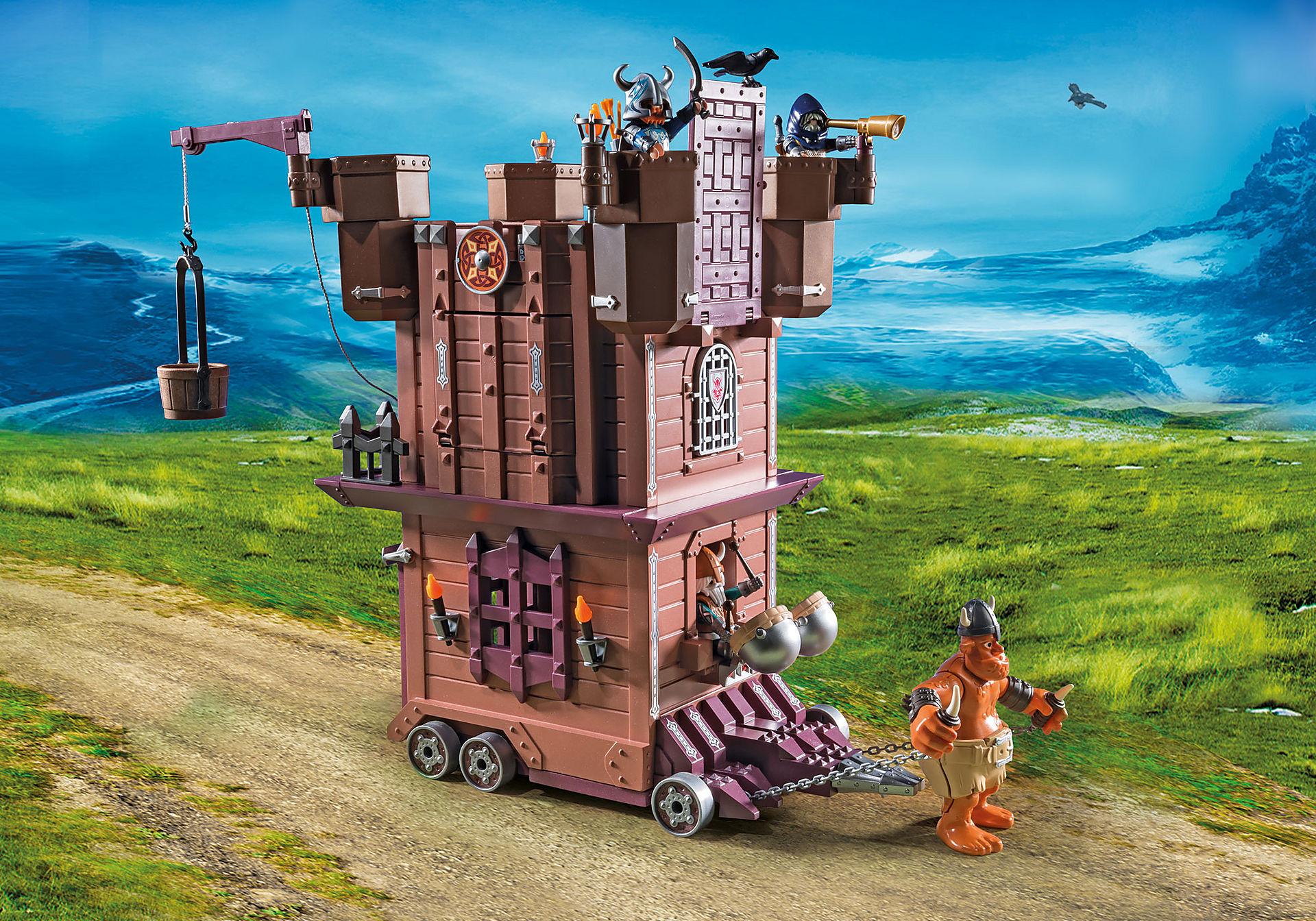 9340 Fortezza mobile dei Guerrieri zoom image8